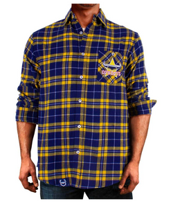 NRL Flannel Shirt