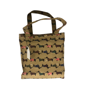Dachshund Small Tote Bag