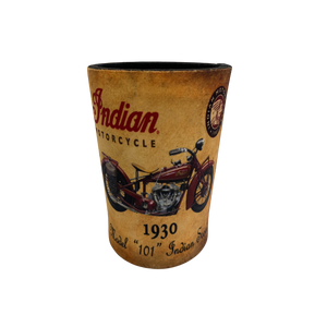 Indian Motorcycles Stubby Cooler