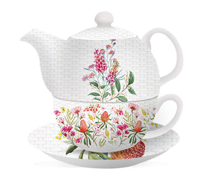 Kelly Lane Blossom Tea for One Cup and Saucer