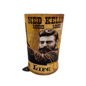 Ned Kelly Stubby Cooler