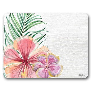 Kelly Lane Hibiscus Placemats 34 x 26.5