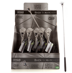 Stainless Steel Back Scratcher