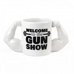 Coffee Mug 'The Gun Show'
