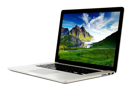 """Apple released the mighty MacBook Pro 15"""" A1398 with the retina display and Intel Core i5 processor (EMC 2474, EMC 2745, EMC 2876, EMC 2881, EMC 2909, EMC 2910) in a frame and screen built for heavy creative use, but limited by only 800GB native SSD storage."""