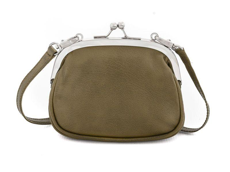 Sticks and Stones - Alba Bag Ivy Green - Vorderansicht
