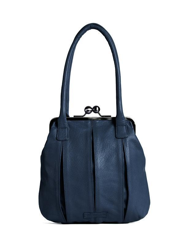 Sticks and Stones - Bügeltasche Annecy Bag - Dark Blue