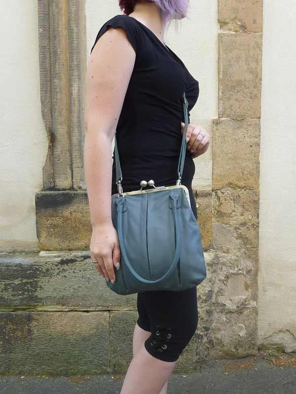 Annecy Bag – Green Spruce