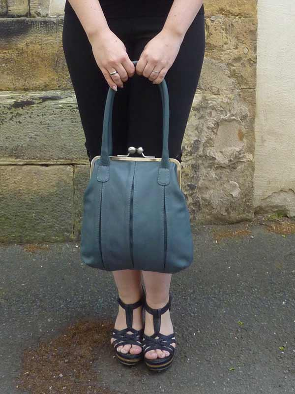 Annecy Bag – Dark Slate