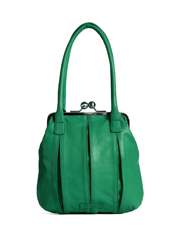 Sticks and Stones - Bügeltasche Annecy Bag - Jungle Green