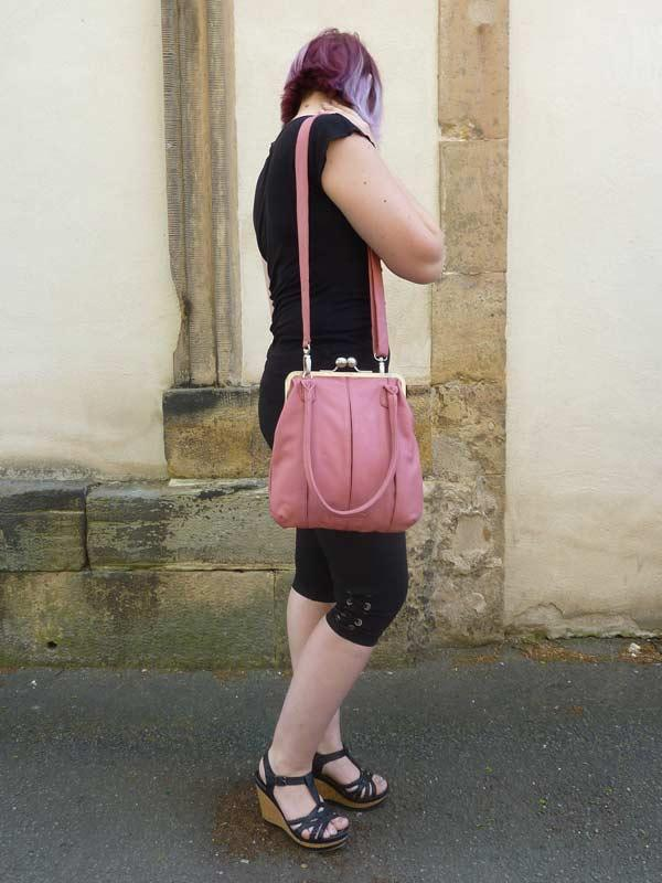Annecy Bag – Red