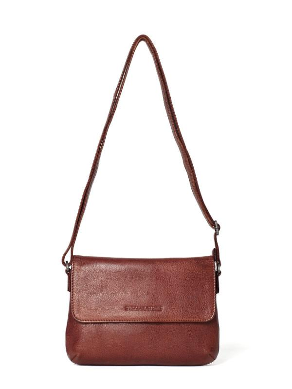 Sticks and Stones Athens Bag – Mustang Brown Tragevariante