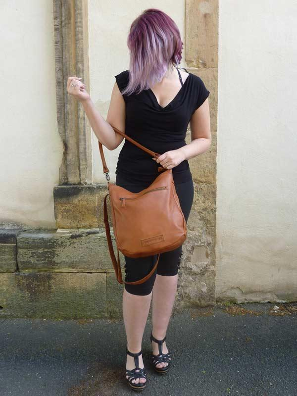 Bali Bag – Mustang Brown