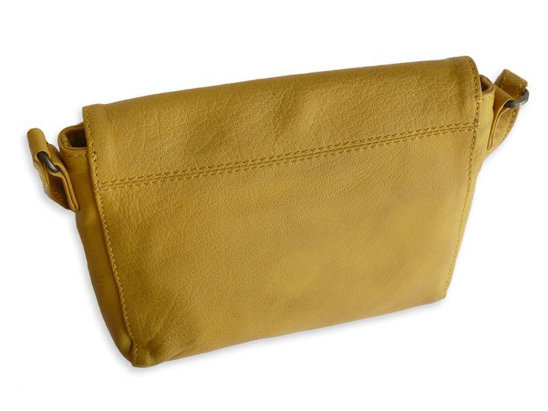 Berkeley Bag – Honey Yellow