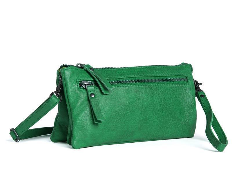 Sticks and Stones - Abendtasche Bonito - Cactus Green