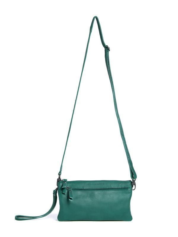Sticks and Stones - Umhängetasche Bonito Bag - Green Spruce