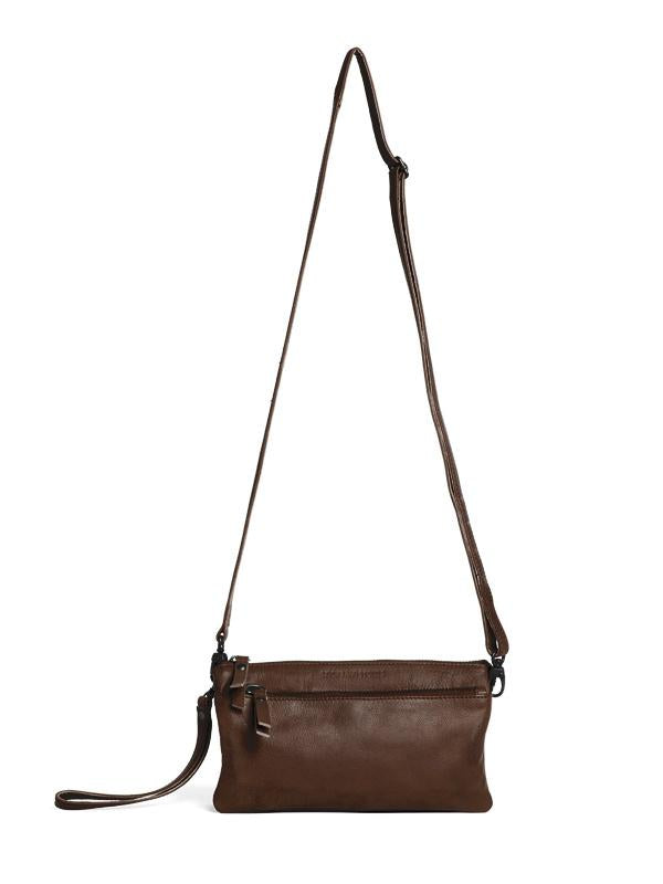 Sticks and Stones - Ledertasche Bonito - Mocca