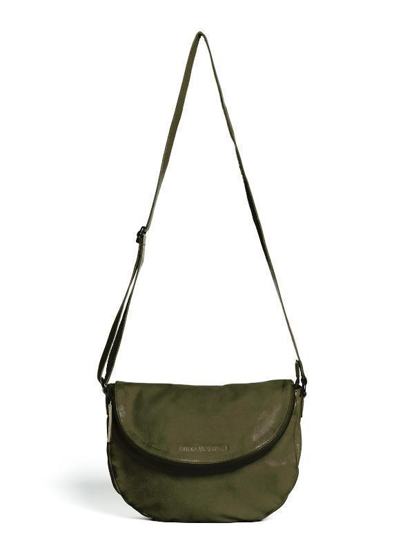 Sticks and Stones - Ledertasche Brixton - Ivy Green