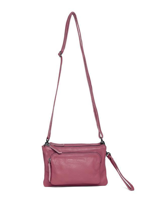 Sticks and Stones Bronte Bag – Ruby Red Tragevariante