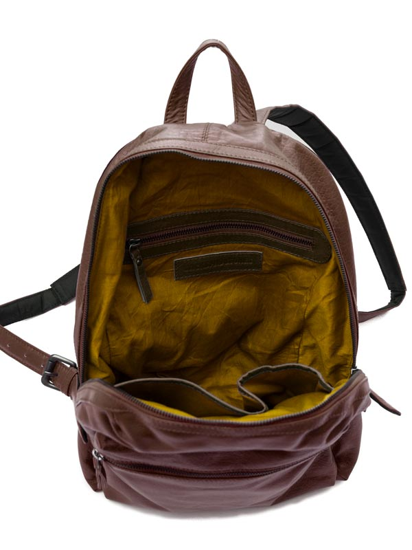 Brooklyn Backpack – Mocca