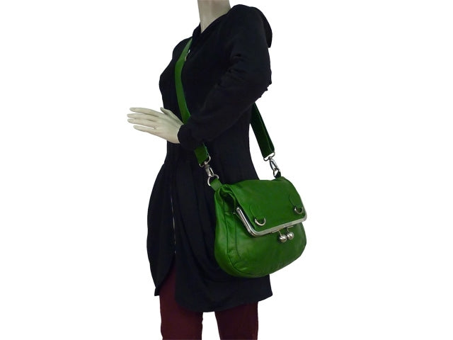 Cannes Bag – Ivy Green