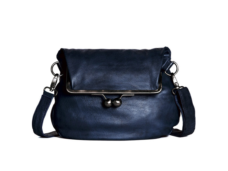 Sticks and Stones Cannes Bag – Midnight Blue Tragevariante