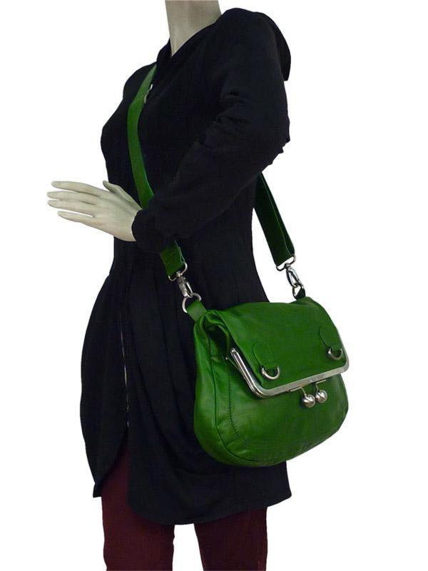 Sticks and Stones Cannes Bag – Green Spruce Tragevariante