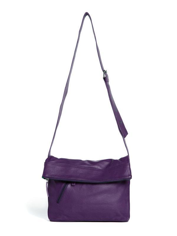 Sticks and Stones - Umschlagtasche City Bag - Classic Purple