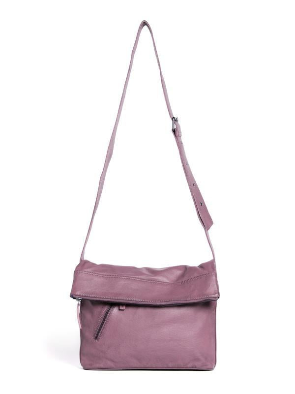 Sticks and Stones - Umschlagtasche City Bag - Mauve Pink