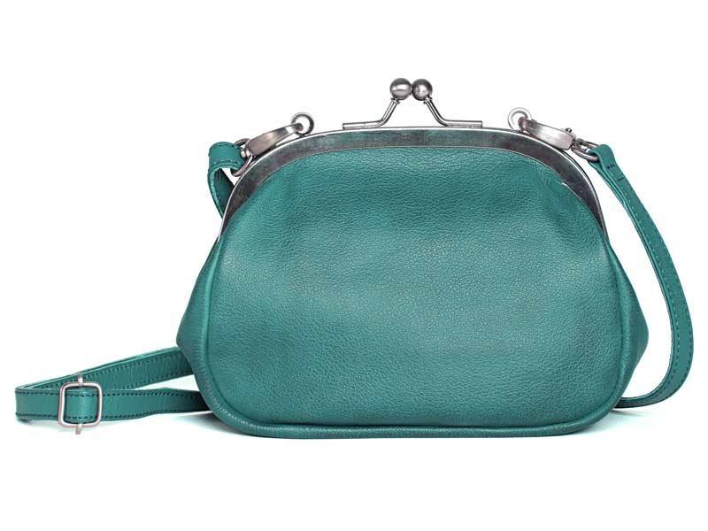 Sticks and Stones - Abendtasche Como - Aqua