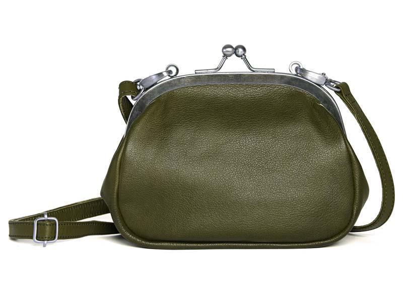 Sticks and Stones Como Bag – Ivy Green Tragevariante