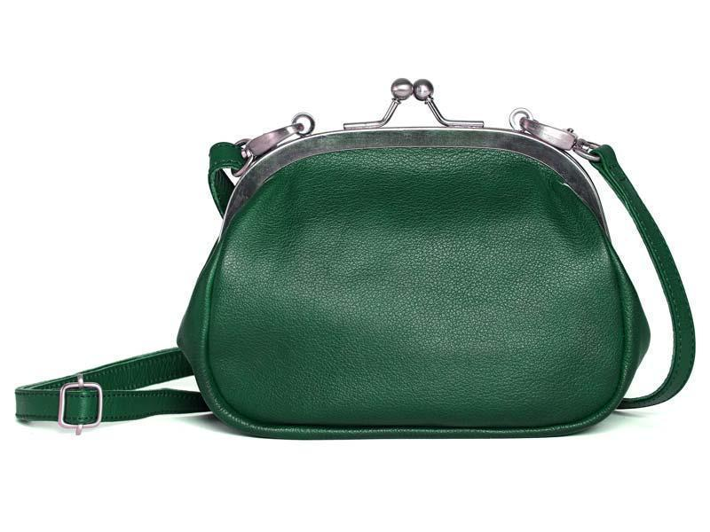 Sticks and Stones - Abendtasche Como - Rainforest Green