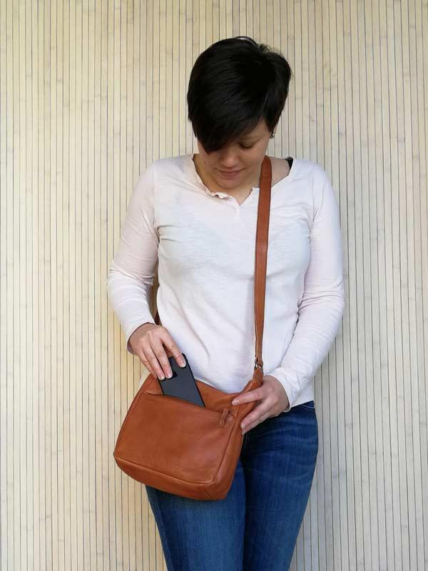 Denia Bag – Cognac