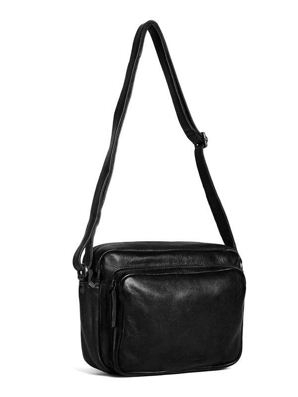 Sticks and Stones - Unisextasche Downtown - Black