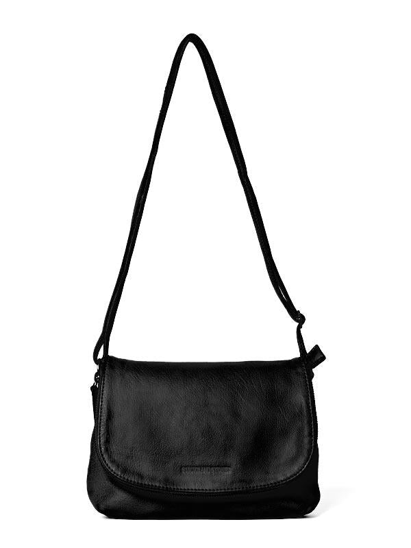 Sticks and Stones - Ledertasche Eden - Black