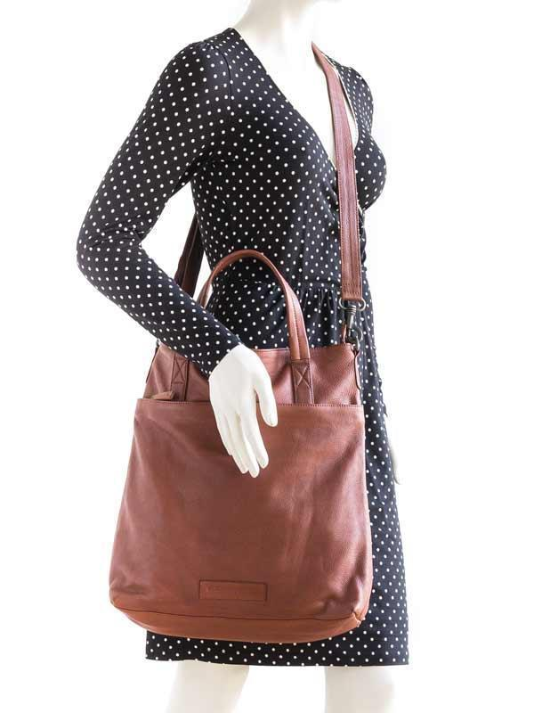 Sticks and Stones Fitzroy Bag – Mustang Brown Tragevariante