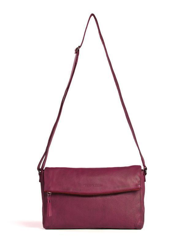 Sticks and Stones - Flamengo Bag - Fuchsia