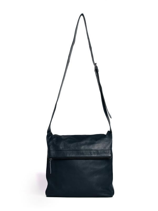 Sticks and Stones - Umschlagtasche Flap - Marine Blue