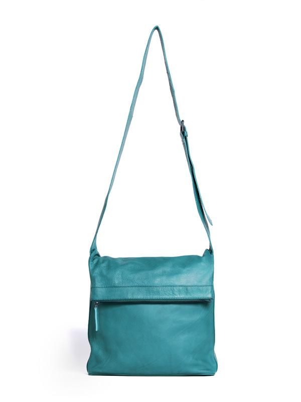 Sticks and Stones - Umschlagtasche Flap Bag - Deep Lagoon