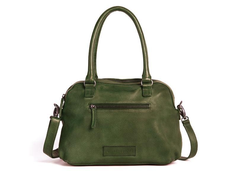 Sticks and Stones - Handtasche Frascati Bag - Dark Olive