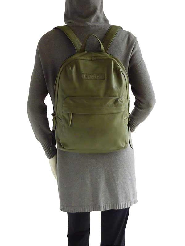 Harlem Backpack – Ivy Green