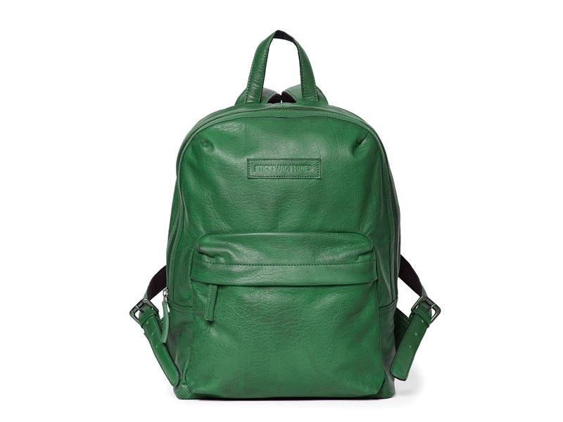 Sticks and Stones - Rucksack Harlem - Cactus Green