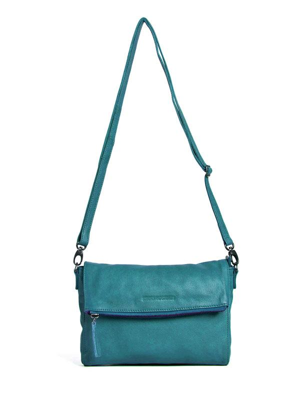 Sticks and Stones - Umschlagtasche Ipanema Bag - Deep Lagoon