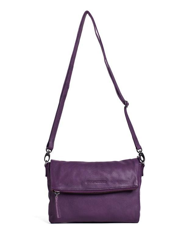 Sticks and Stones - Umschlagtasche Ipanema - Shadow Purple