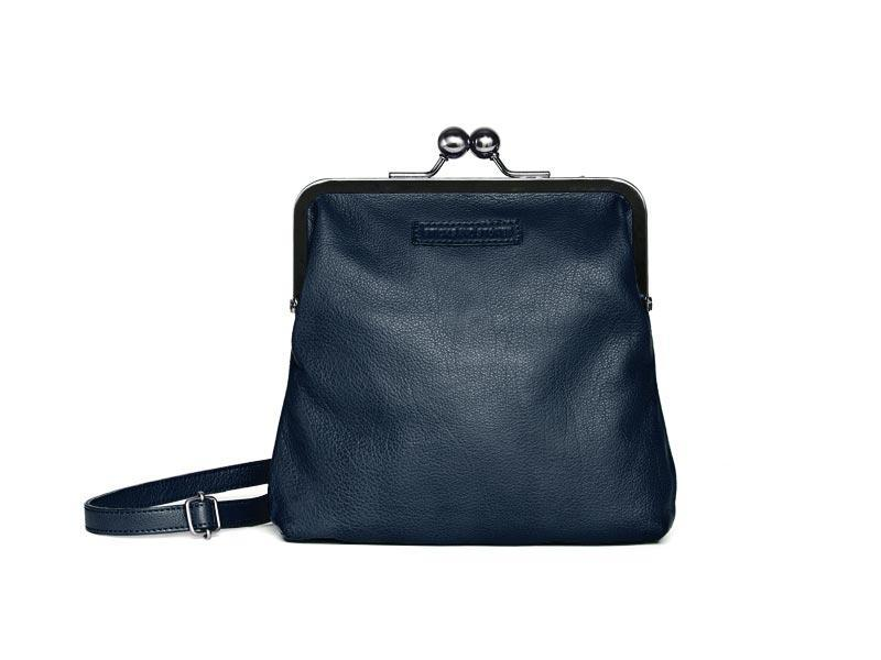 Sticks and Stones - Bügeltasche Le Marais Bag - Dark Blue
