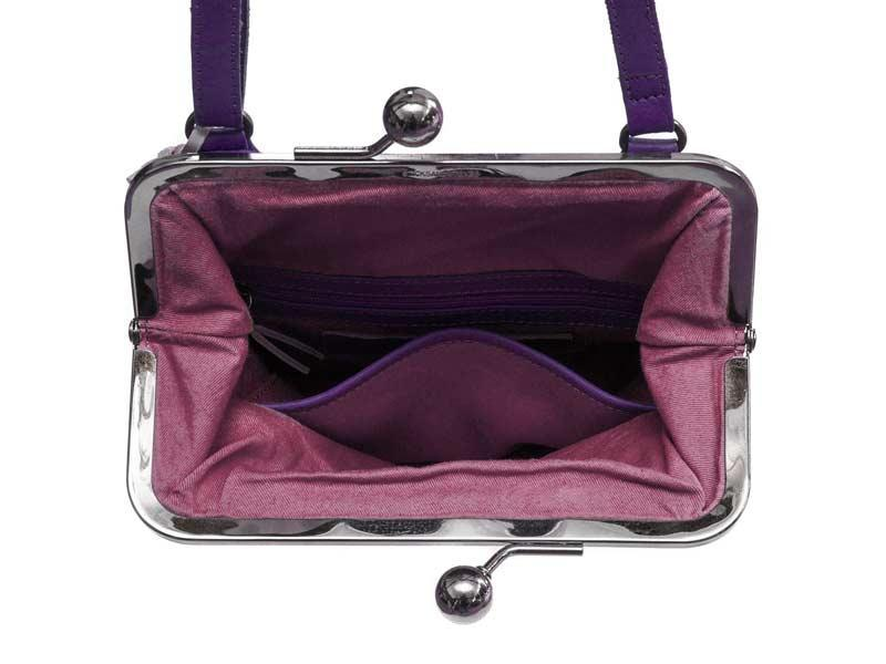 Luxembourg Bag – Deep Purple