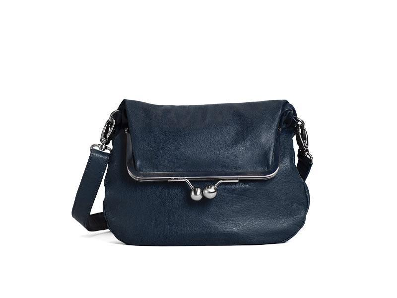 Sticks and Stones - Bügeltasche Lido Bag - Dark Blue