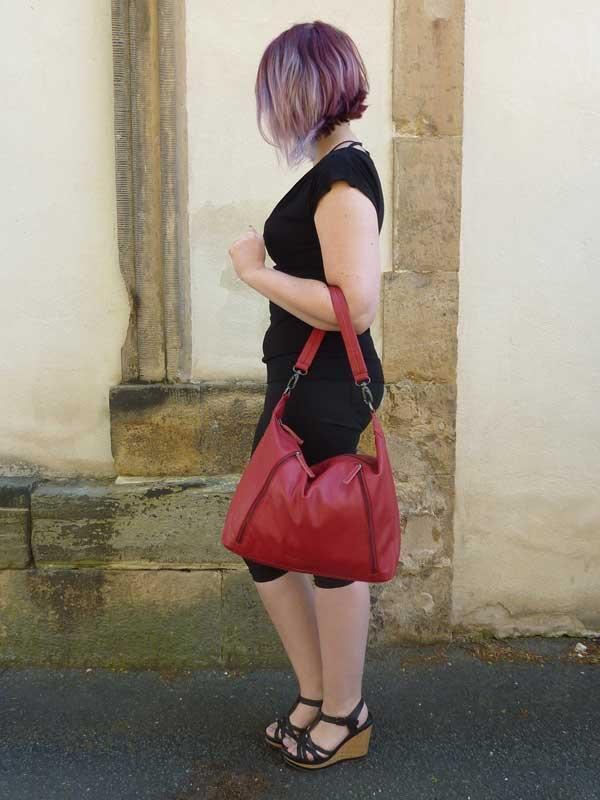 Lisboa Bag – Red