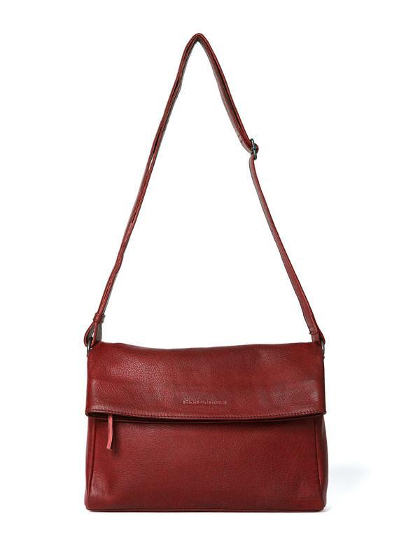 Sticks and Stones - Umschlagtasche Luna - Cherry Red