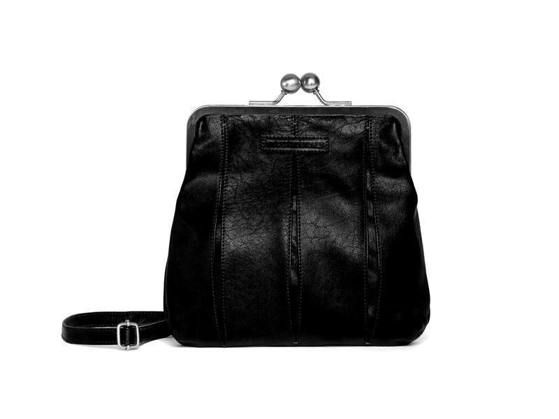 Sticks and Stones Luxembourg Bag – Black Tragevariante